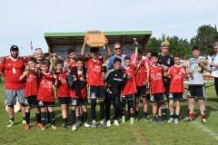 2 Rochers FC (Isère) - Vainqueur en U13