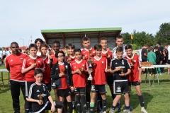 2 Rochers FC (Isère) catégorie U13